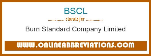 BSCL