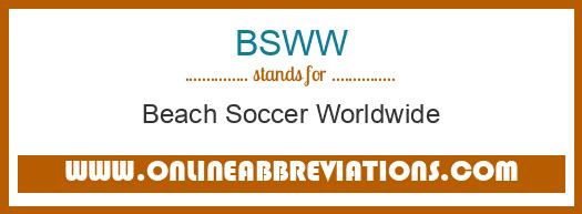 BSWW